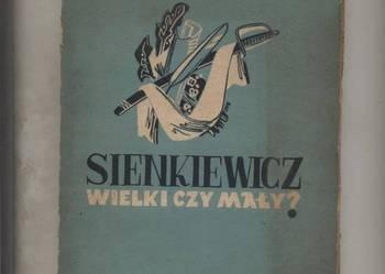 Sienkiewicz wielki czy mały ?