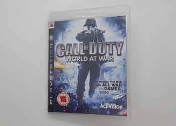LOMBARDOMAT Gra PS3 Call of Duty World at War O 535/2018
