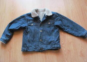 Zimowa kurtka dla chłopca 6-7 lat