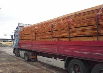 Drewno Tartak Więźba Kurnik Chlewnia Obora Dom Pellet Deski