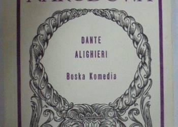 BOSKA KOMEDIA - ALIGHIERI DANTE