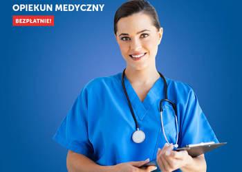 Opiekun medyczny - nauka ZA DARMO!