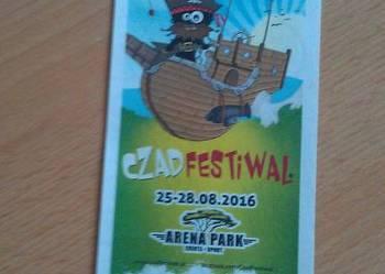Karnety 4-dni Czad Festiwal
