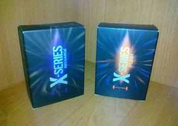 Woda toaletowa X-Series Flash lub X-Series Recharge avon
