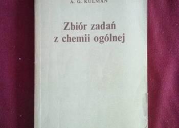 Zbiór zadań z chemii ogólnej,A.G.Kulman