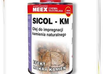 SICOL KM MOKRY KAMIEŃ marmur granit bazalt 1L