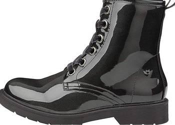 Buty Glany damskie lakierowane z brokatem 41 Nowe na sprzedaż  Rybnik