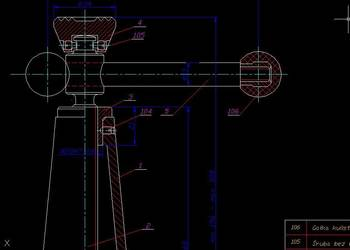 Usługi projektowe CAD, AutoCAD, Inventor 3D, Solid Works PKM