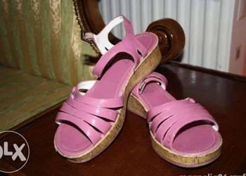 Sandałki dziewczęce 35
