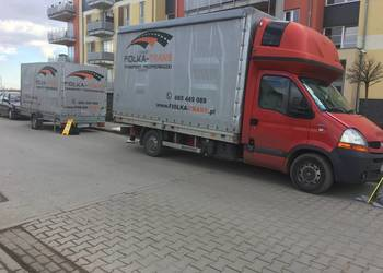 Przeprowadzki i Transport Fiołka Trans +48665449089