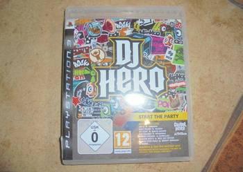 GRA PS3  DJ HERO