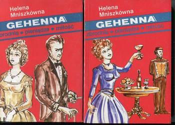 Gehenna T.1-2  Mniszkówna