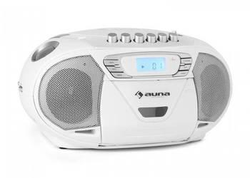 Z44 AUNA RADIO BOOMBOX AUX CD