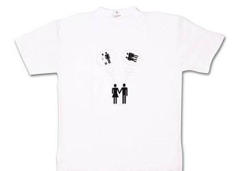 rozmiar M śmieszna koszulka, prezent na wieczór panieński,