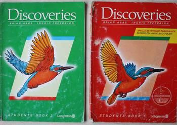 Kurs języka angielskiego - Discoveries