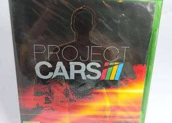 Gra XBOX ONE Project Cars _ folia _ nówka _