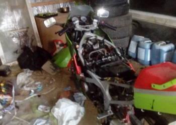 Kawasaki zx 400 d