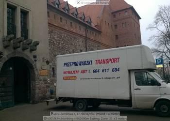 604611604 BARTMAN=TRANS Słupsk Transport Przeprowadzki PL UE