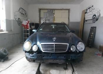 Części Mercedes W210 2.7CDI