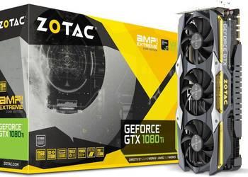 Zotac GeForce GTX 1080 Ti AMP Extreme Core Edition 11GB