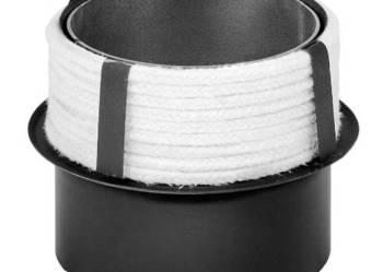 Przejście do komina ceramicznego 180 sznur/180 rura -jakość
