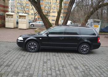 VW Passat 1.9 TDI 130 koni 6 biegów Nawigacja