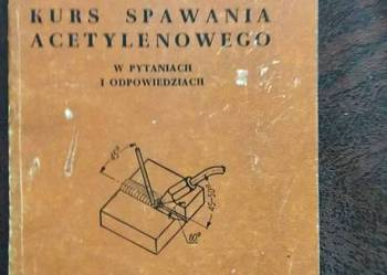 Kurs Spawania Acetylowego B.Szupp,L.Mistur