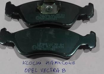 KLOCKI HAMULCOWE