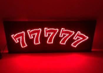 LED reklama szyld diodowy 100x40cm zewnętrzna NOWA