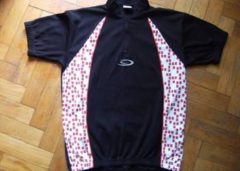 Koszulka rowerowa firmy CRANE Sports rozm. M