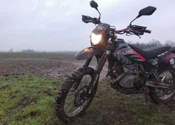 Kreidler 125 enduro cross