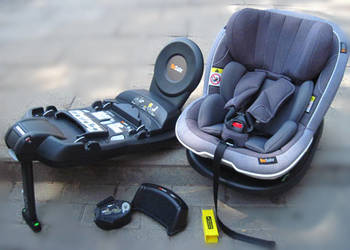 Fotelik samochodowy BeSafe Izi Modular do 18 kg