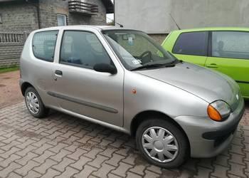 Fiat seicento 900 +LPG