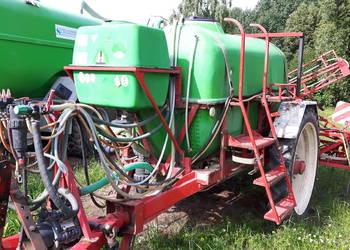 Opryskiwacz Krukowiak 2500 litrów