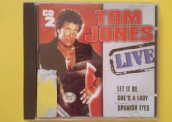 TOM JONES - LIVE CD 2