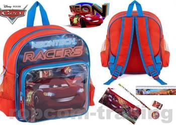 Plecak Plecaczek z Wyposażeniem CARS AUTA Disney Przedszkole