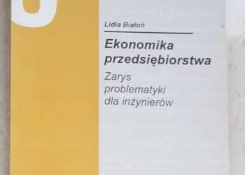 Ekonomika przedsiębiorstw, Lidia Białoń