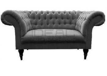Pikowana Sofa Chesterfield Diva
