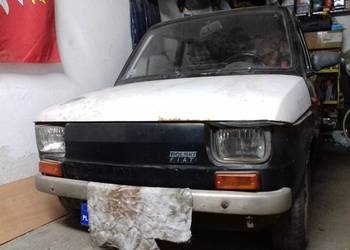 Fiat 126p rok 1986