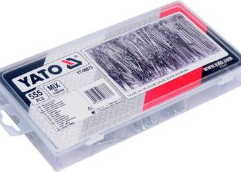Zestaw zawleczek prostych YATO YT-06873