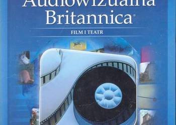 Encyklopedia audiowizualna Britannica - Film i teatr + DVD