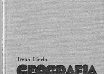 (284) GEOGRAFIA PRZEMYSŁU POSKI - IRENA FIERLA