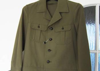 Wiatrówka koszula typu olimpijka PRL w kolorze khaki WP