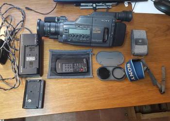 Kamera SONY Hi-Fi Stereo CCD-800e Hi8 w Doobrym Stanie