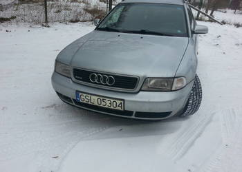 Audi a4 1.8 quattro z LPG