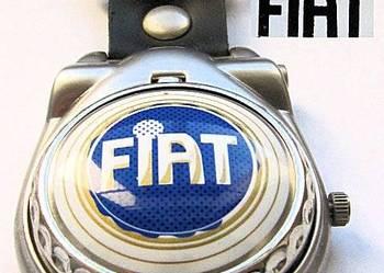 Zegarek, zegar, kieszonkowy, brelok - Fiat na prezent .