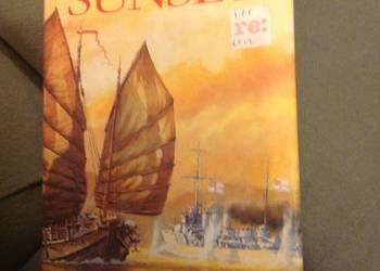 English book sunset