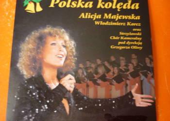 """Płyta CD Alicja Majewska i Włodzimierz Korcz """"Polska kolęda"""""""