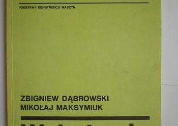 PKM. Wały i osie. Zbigniew Dąbrowski, M.Maksymiuk