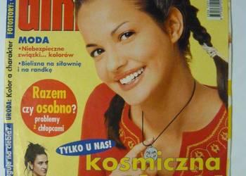 BRAVO GIRL 2000 NR 11 - CZERWIEC 01 + PLAKAT